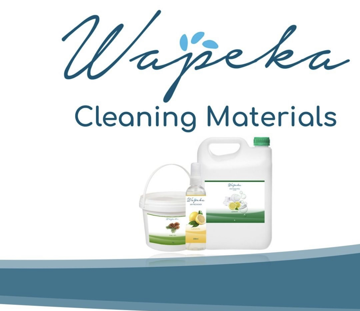 WAPEKA CLEANING MATERIALS